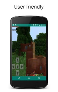 [Download How to Make a Saddle in Maincraft for PC] Screenshot 1