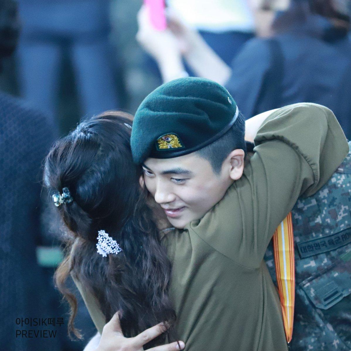 park hyugsik army award 2