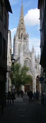 La cattedrale di rouen di ILBOMBER