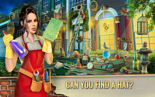 House Cleaning Hidden Object Game u2013 Home Makeover screenshots 1