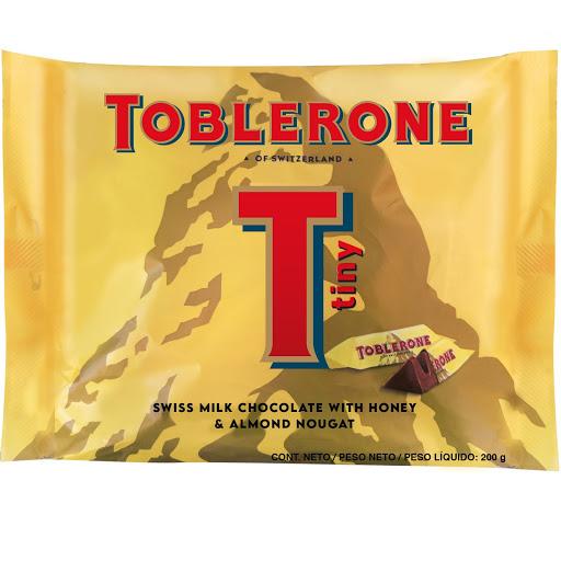 Chocolate Mini Toblerone Bolsa 200 Gr Toblerone