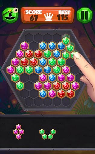 Block Hexa Puzzle (Free) 1.0 screenshots 6