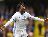 Michy Batshuayi opende de score in de eerste oefenwedstrijd van Chelsea onder Frank Lampard