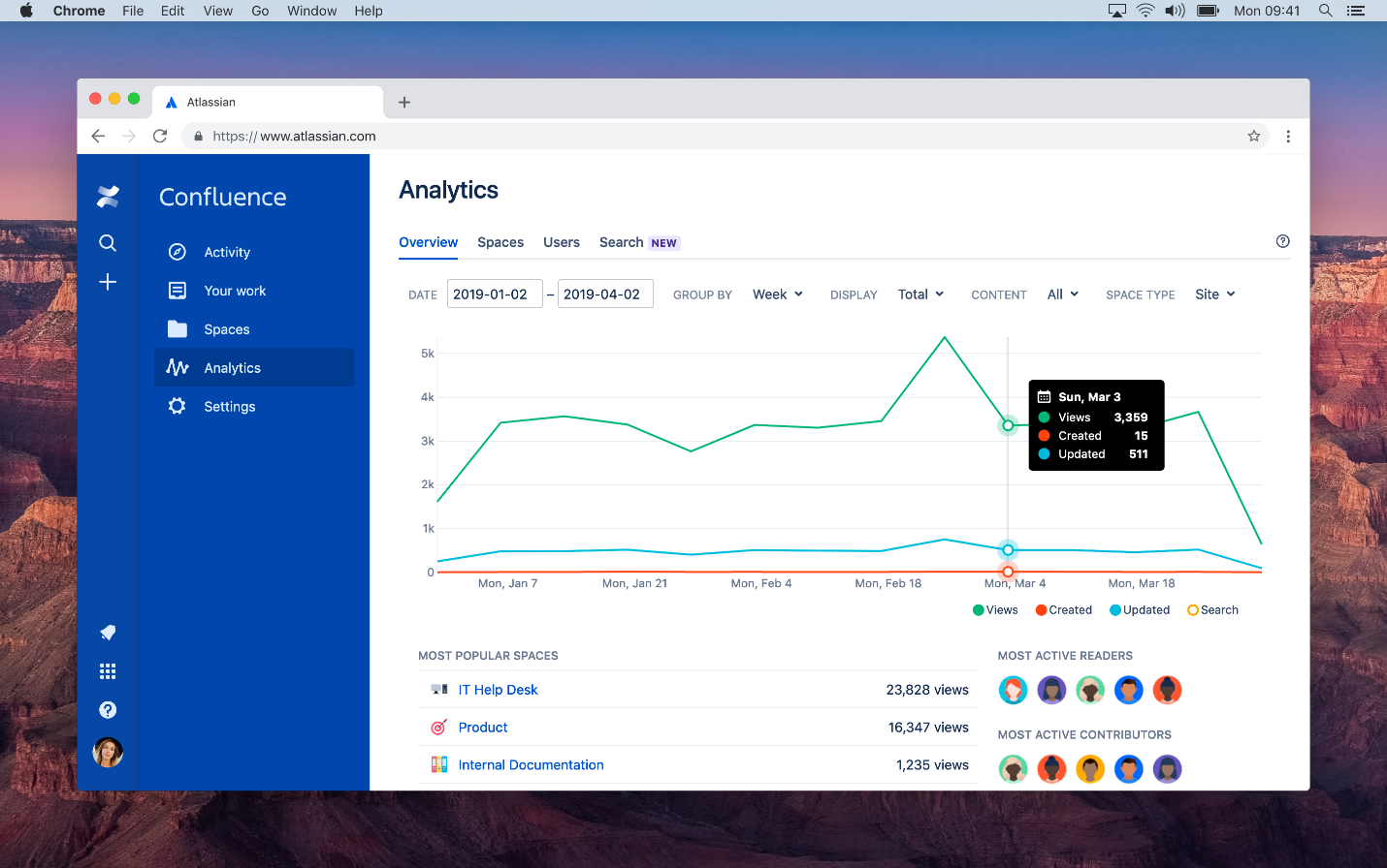 Atlassian gives Confluence a makeover, acquires Good Software | TechCrunch
