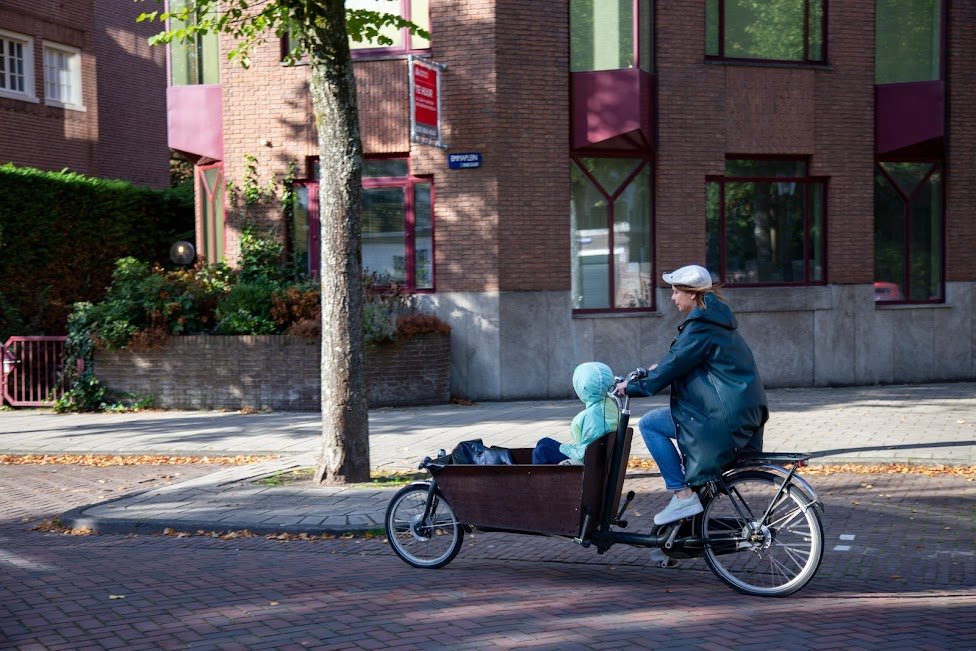 rower, bakfiets