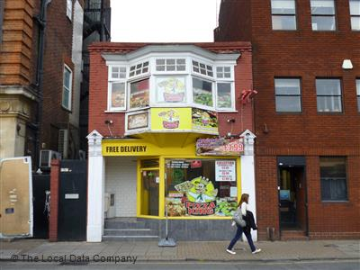 Pizza King On The Broadway Pizza Takeaway In Town Centre