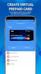 VTC Pay E-wallet - náhled