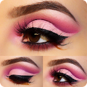 Eyes Makeup Step By Step