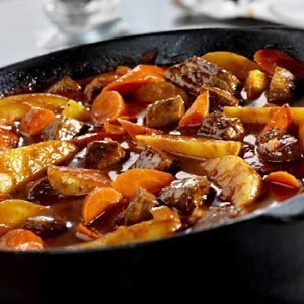 Savory Beef Stew Recipe