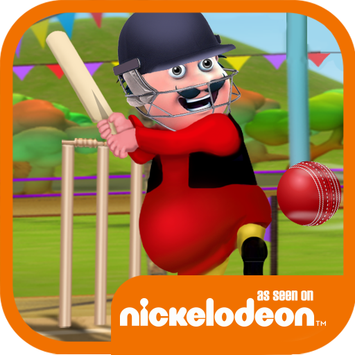 Motu Patlu Cricket Game