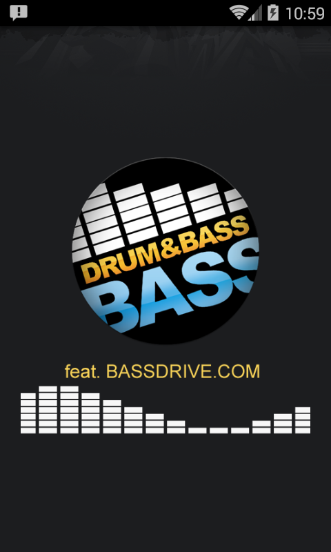 DNB Drum and Bass - Bassdrive- screenshot