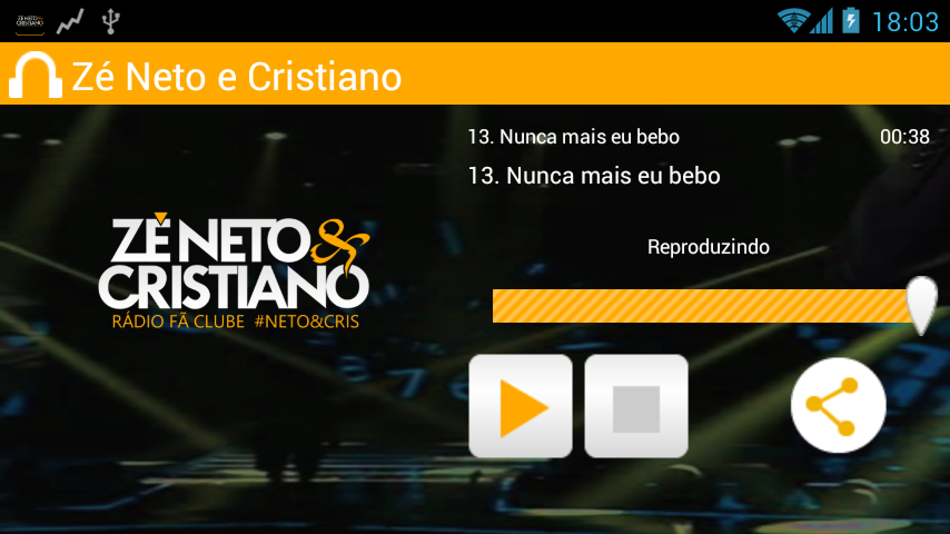 android Zé Neto e Cristiano Screenshot 2
