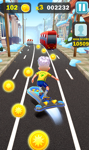 Skate Rusher Run 1.0.0 screenshots 7