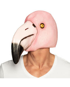 Mask, flamingo