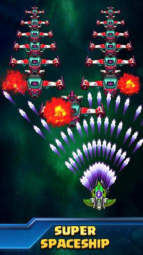 Galaxy Shot: Invader Attack apkmind screenshots 5