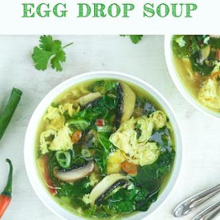 Anti-Inflammatory Egg Drop Soup