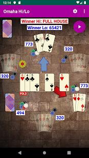 Game Omaha Hi/Lo Poker APK for Windows Phone