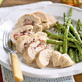 Herbed Stuffed Chicken Breasts
