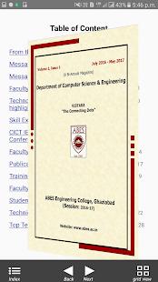 Vistara screenshot