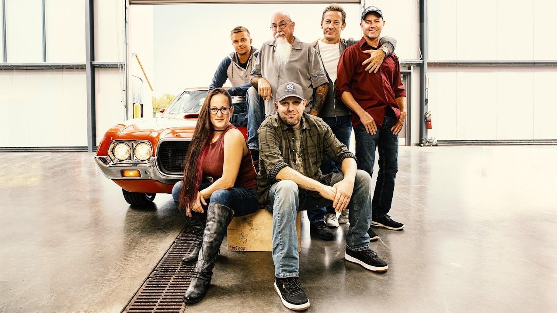 Watch Garage Squad live