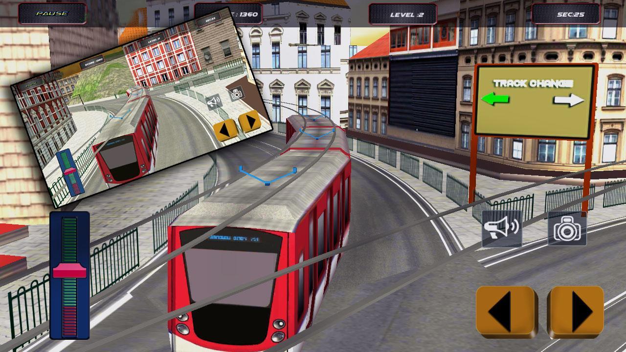 paris metro train simulator android apps on google play. Black Bedroom Furniture Sets. Home Design Ideas