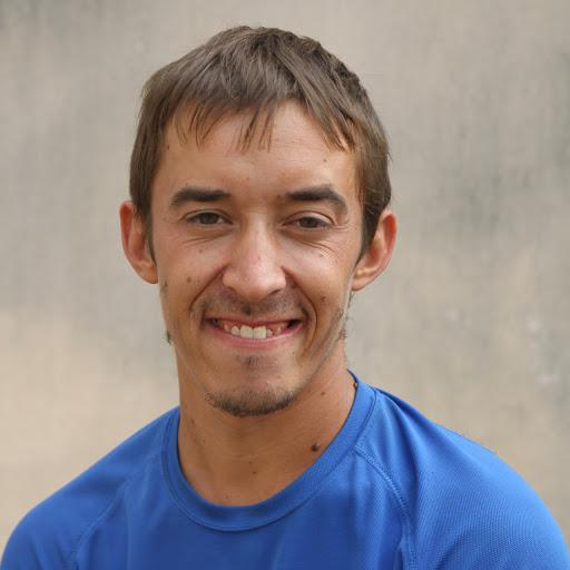 Frédéric court au marathon du Cognac pour soutenir L'Arche en Charente !