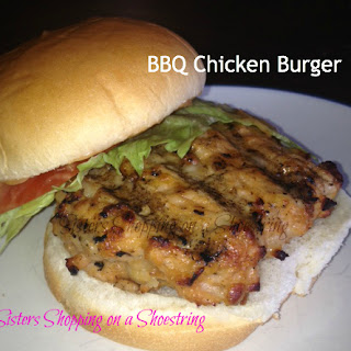 Chicken Burger With No Bun Recipes.
