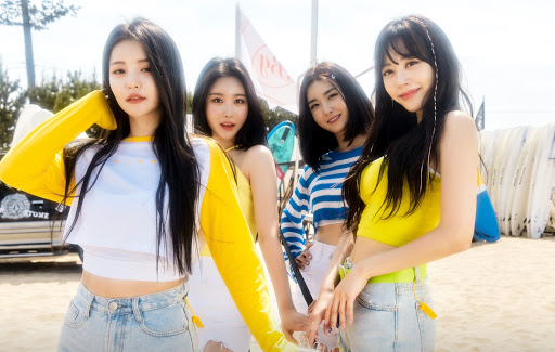 Brave Girls celebrate the summer in lively video for 'Chi Mat Ba Ram'