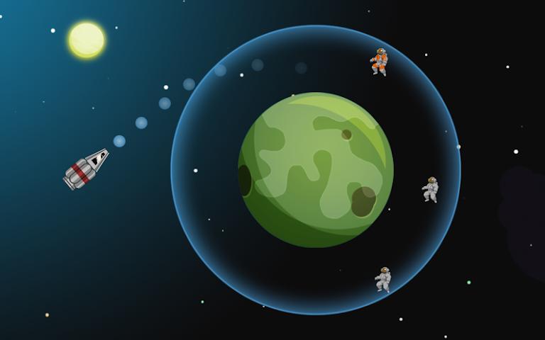 android The Planetarian Screenshot 11