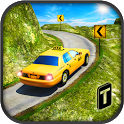 Taxi Driver 3D : Hill Station icon