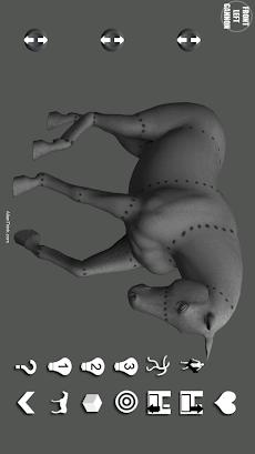 Horse Pose Tool 3Dのおすすめ画像2