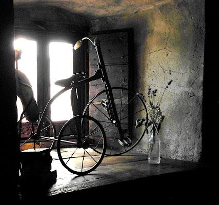 Giochi antichi in soffitta di claudio_sposetti