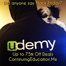 Photo: Did anyone say Black Friday? Up to 75% off Udemy Deals #intercer #dog #dogs #puppy #pet #pets #animal #education #udemy #school #college #student #beautiful #pretty #sweet #learn #teach #teach2013 #team #petsofinstagram #book #affiliate #deal #blackfriday #cybermonday #black #white - via Instagram, http://instagram.com/p/hPhCMNpfqb/