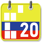 Calendario Festivos Colombia 2018 2019 con Widget Icon