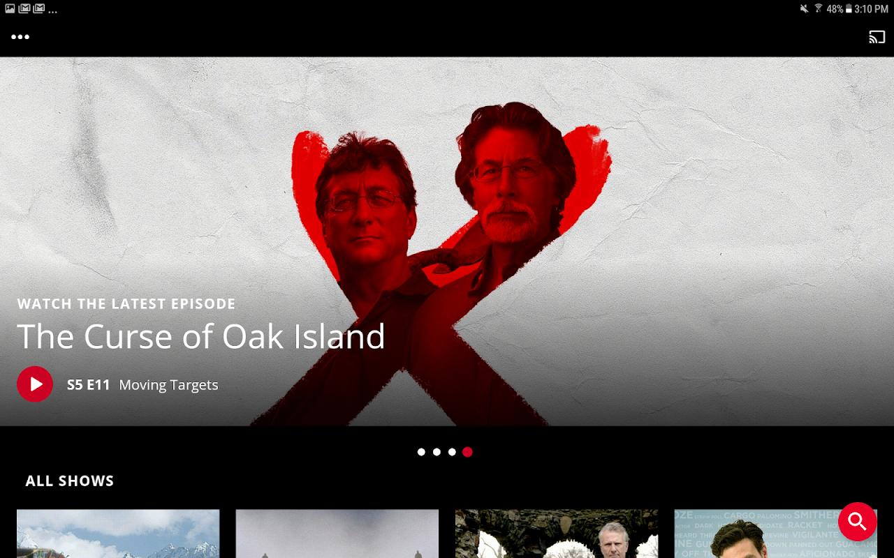HISTORY: Watch TV Show Full Episodes & Specials screenshots