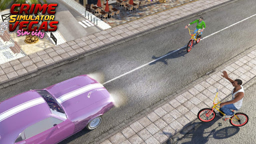 Sin City Crime Hero : Crime Simulator - Vegas 1.8 screenshots 2