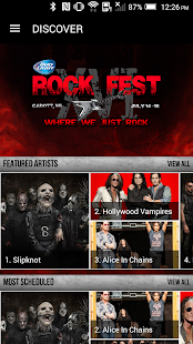 Rock Fest 2016- screenshot thumbnail