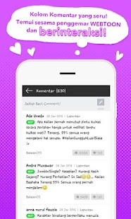 LINE WEBTOON - Free Comic Android apk