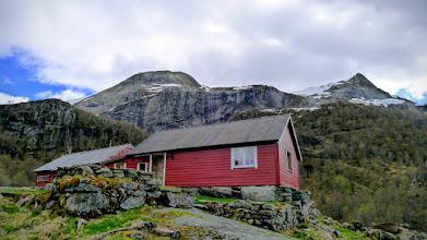 Photo: Øvre Fossedalen, Nordre og Søndre Kringla