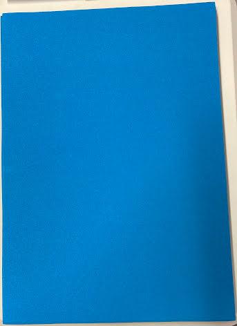 Kaisercraft Art Foam A4 Sheet - Pool