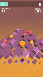 Splashy Cube: Color Run 8