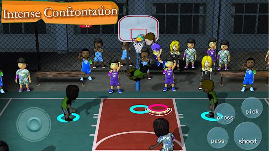 Street Basketball Association 5