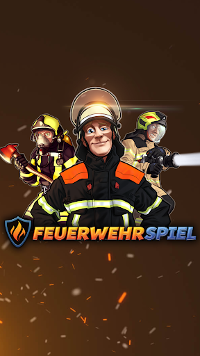 Feuerwehrspiel  captures d'u00e9cran 1
