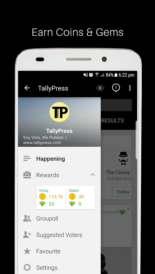 TallyPress-You Vote,We Publish- screenshot