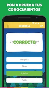 Preguntados Pocket apk screenshot