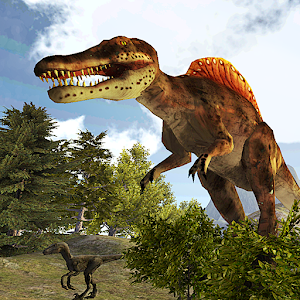 Real Dino Simulator for PC and MAC