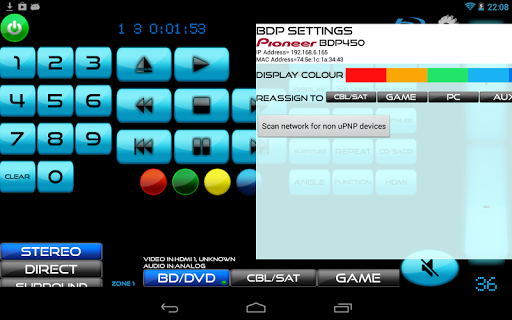 Remote for Samsung TVs & Blu Ray Players TRIAL screenshot 5