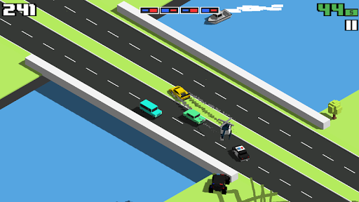 Smashy Road: Wanted 1.2.6 Screenshots 6