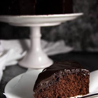 Easiest Ever Chocolate Honey Cake