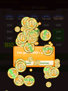Free Bitcoin- screenshot thumbnail